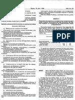 BOE 1996 Tecnico Superior en Produccion de Audiovisuales