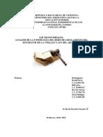 Informe de Eje IIaño de Derecho