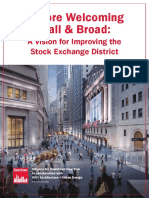 Stock Exchange District Report