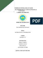 Sociedad de La Informacion Actual (1)