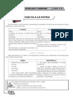 Castellano y Literatura - 2doS_2Semana - MDP