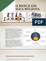 Piața Muncii Din Republica Moldova