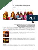 Conheça 30 Das Principais Cervejarias Artesanais Do Brasil