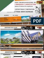 ARQUITECTURAS INNOVADORAS.pptx