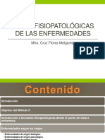 Bases Fisiopatológicas de Las Enfermedades