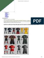 Blog Brasil Mundial FC _ Globoesporte - Uniformes Bandas de Rock