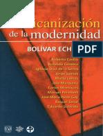 Americanización de la modernidad - Bolivar Echeverria (comp.)