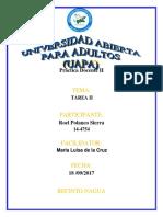 Tarea-II Practica Docente Uapa