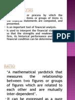ABC Ratio Analysis