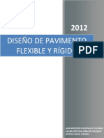 TESIS Diseño de Pavimento Flexible y Rígido