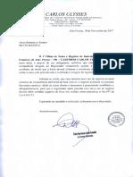 Oficio n° 15752017