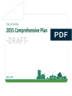 2035 Comprehensive Plan - FIRST DRAFT - May 2018