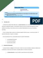 La Evaluación en Educación Física