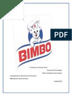 BIMBO, S.A.