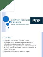 GESTION DE CALIDAD PRONACS.ppt