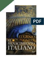 el Renacimiento Eugenio Garin.pdf