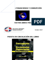 Corrupcion y Escandalos Financieros