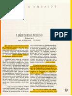 A Ideia de Brasil Moderno - Octavio Ianni (c Notas)