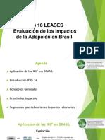 Impactos Esperables de La Aplicación Inicial de La NIIF 16 Arendamientos