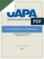 Guia Derecho Comercial