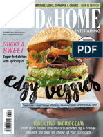 Food & Home Entertaining 2016 11