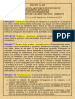Regl. Estud. Revision Nota Ac 215