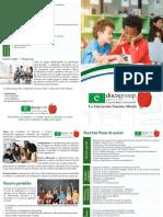 Portafolio de servicios Educa Group