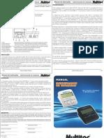 Manual do Usuário - Identificador de Chamadas Multitoc FSK/DTMF [ptbr]