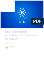 Kin Whitepaper V1 English