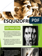 Power Point Esquizofrenia y Sus Tipos