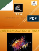 Trastornos del espectro autista 2017.pptx