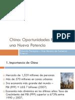 TLC CHINA -PERU