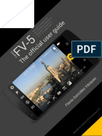 Camera Fv-5 the Official User Guide