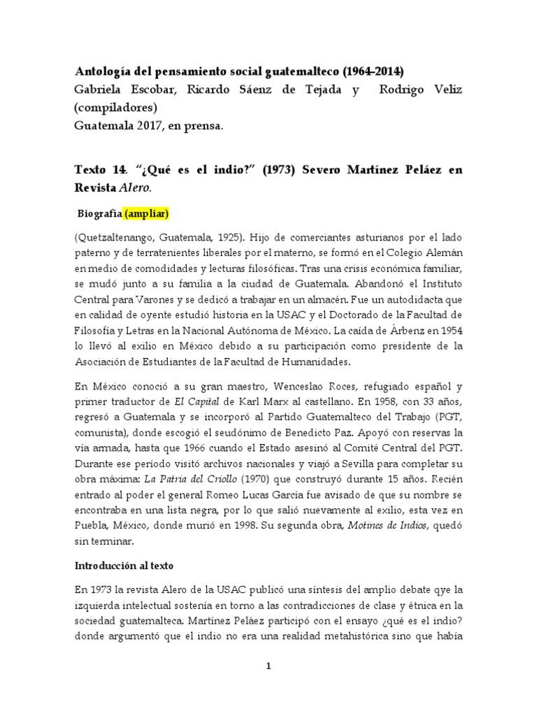 Que es el indio y El ladino un ser ficticio.pdf