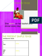 Present Simple -Erika