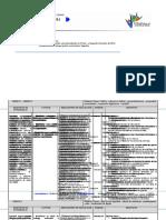 Planificación Anual Matemática 6 basico 2014