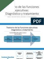 Trastorno de Las Funciones Ejecutivas(Diagnóstico y Tratamiento) (2)