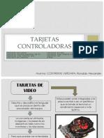 TARJETAS CONTROLADORAS