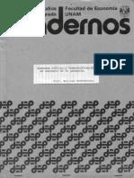 Bolívar Echeverría - (1987) Discurso Crítico y Desminstificación de la Ganancia (CUADERNOS DEP-FE UNAM)