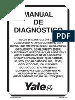 Manual de Diagnosticos Yale vx