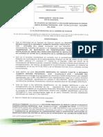 Resolución de adjudicación contrato selección abreviada