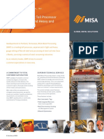 MISA Metal Processing, Inc. Factsheet