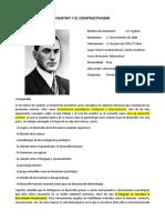 Vigotsky y El Constructivismo
