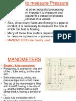 2. Manometers