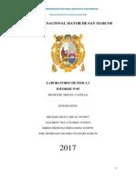 Informe Fisica I Laboratorio 5-1