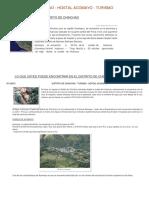 Distrito de Chinchao - Turismo - Hostal Acomayoyyyyyyyy
