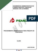 Ejemplo de Pemex