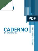 CADERNO DE EXECÍCIO-LÍNGUA PORTUGUESA-@LF@C8N--concursadopublico.blogspot.com.br.pdf