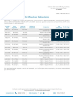 Certifica Do Deco Tizac i Ones