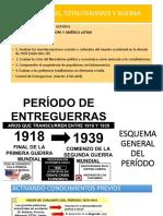 PPT EntreGuerras